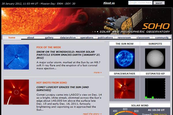 site astronomie